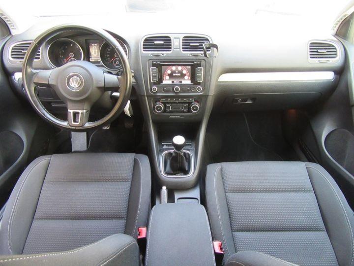 Volkswagen Golf 1.4 80CH TEAM 5P NOIR Occasion - 9