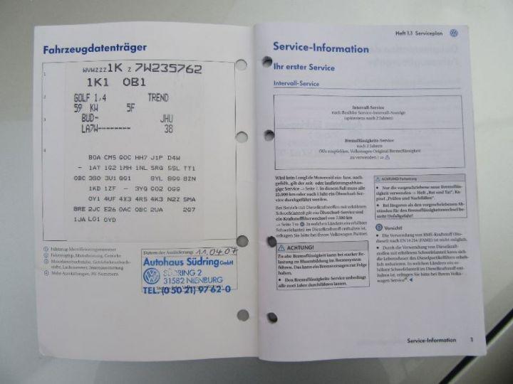 Volkswagen Golf 1.4 80CH TOUR 5P GRIS CLAIR Occasion - 16