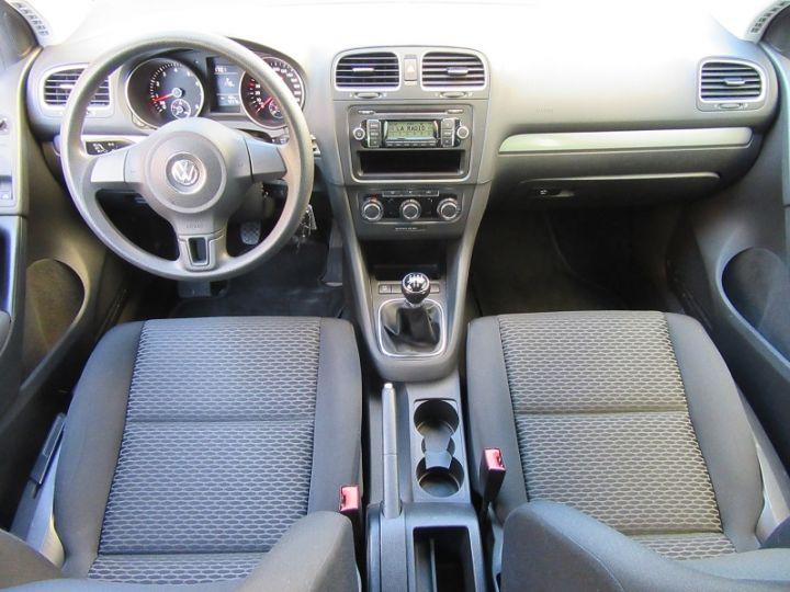 Volkswagen Golf 1.4 80CH TRENDLINE 5P ROUGE Occasion - 9