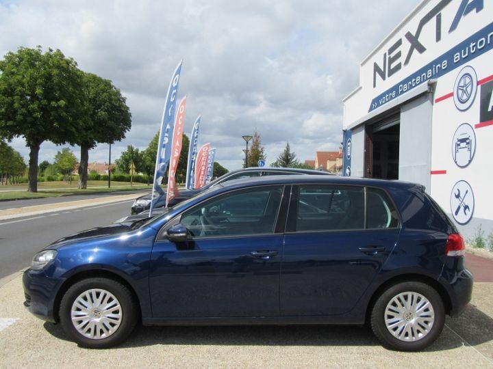 Volkswagen Golf 1.4 80CH TRENDLINE 5P Bleu Nuit Occasion - 5