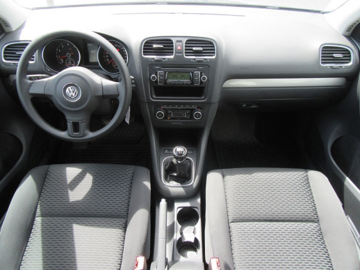Volkswagen Golf 1.4 80CH TRENDLINE 5P Bleu Nuit Occasion - 11