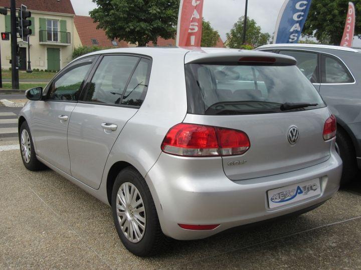 Volkswagen Golf 1.4 80CH TRENDLINE 5P Gris Clair Occasion - 3