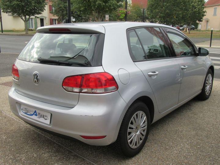 Volkswagen Golf 1.4 80CH TRENDLINE 5P Gris Clair Occasion - 9
