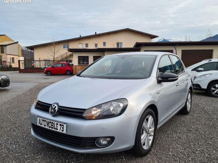 Volkswagen Golf 1.4 tsi 122 match 06/2012 88000kms SEMI CUIR REGULATEUR  - 1