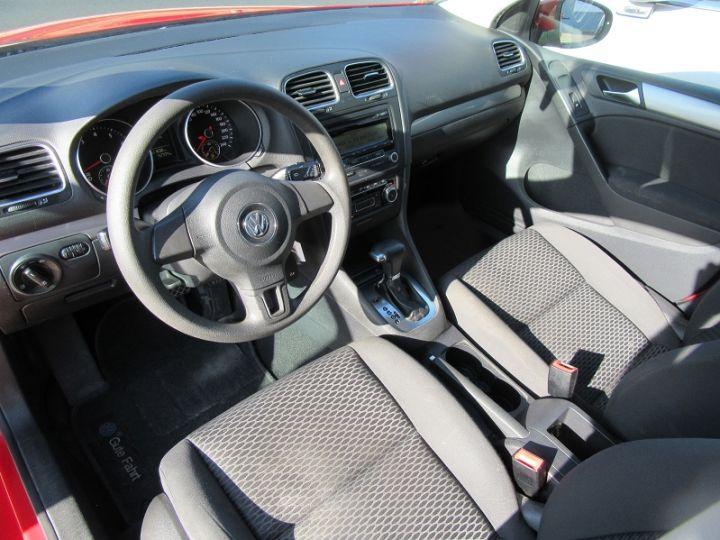 Volkswagen Golf 1.4 TSI 122CH TRENDLINE 5P ROUGE Occasion - 2