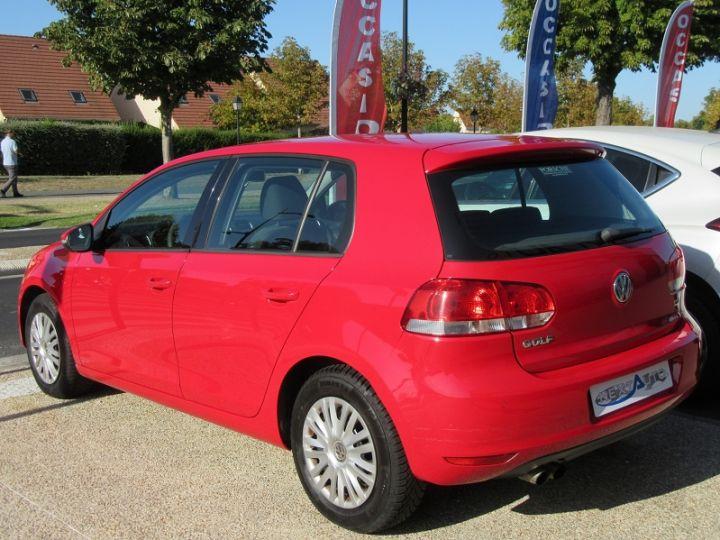 Volkswagen Golf 1.4 TSI 122CH TRENDLINE 5P ROUGE Occasion - 3