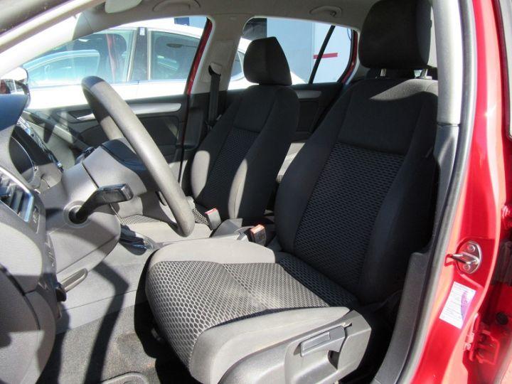 Volkswagen Golf 1.4 TSI 122CH TRENDLINE 5P ROUGE Occasion - 4