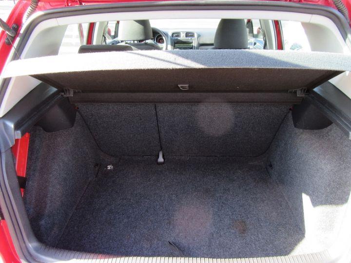 Volkswagen Golf 1.4 TSI 122CH TRENDLINE 5P ROUGE Occasion - 14