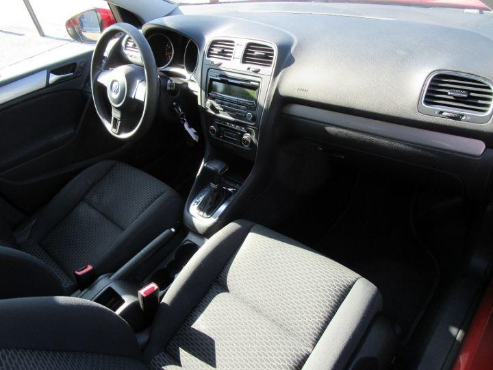 Volkswagen Golf 1.4 TSI 122CH TRENDLINE 5P ROUGE Occasion - 16