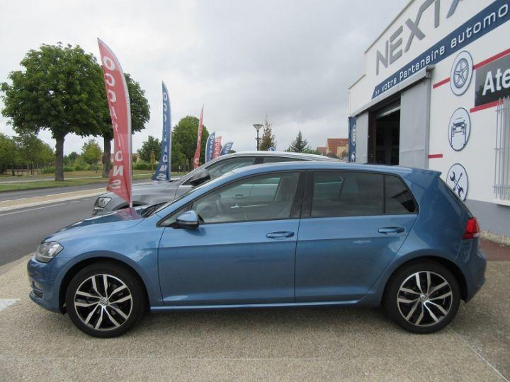Volkswagen Golf 1.4 TSI 140CH HIGHLINE BLUEMOTION TECH Bleu Occasion - 5