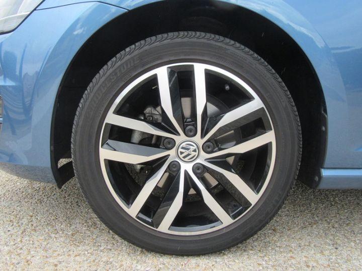 Volkswagen Golf 1.4 TSI 140CH HIGHLINE BLUEMOTION TECH Bleu Occasion - 9