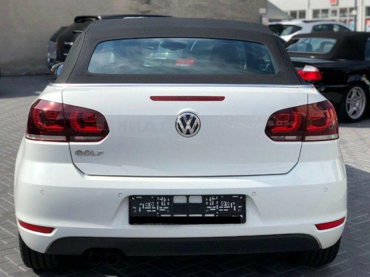 Volkswagen Golf 1.4 TSI 160 Pack Sport  DSG7 blanc métal - 4