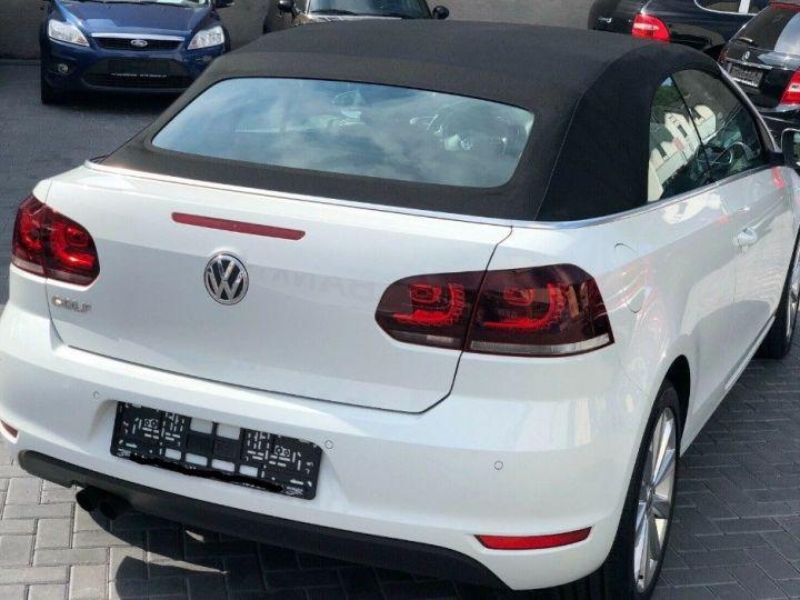 Volkswagen Golf 1.4 TSI 160 Pack Sport  DSG7 blanc métal - 5