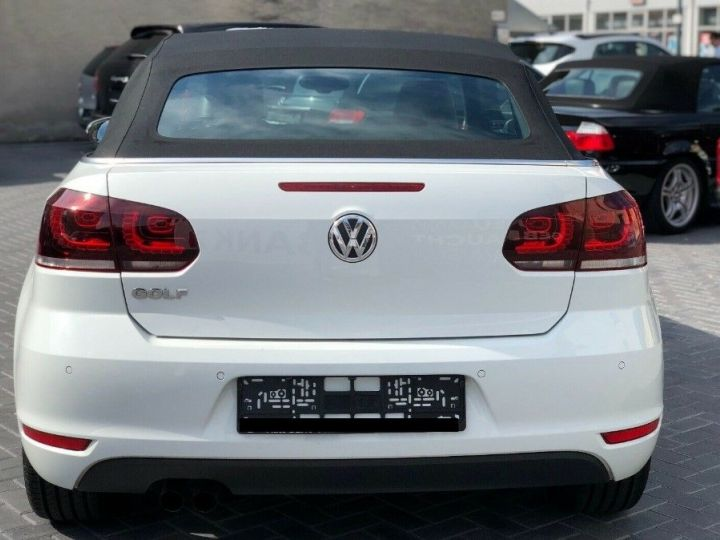 Volkswagen Golf 1.4 TSI 160 Pack Sport  DSG7 blanc métal - 6