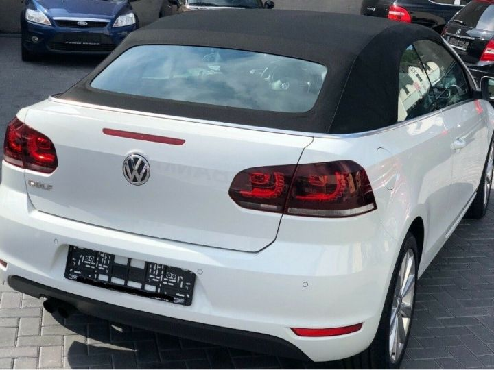 Volkswagen Golf 1.4 TSI 160 Pack Sport  DSG7 blanc métal - 7