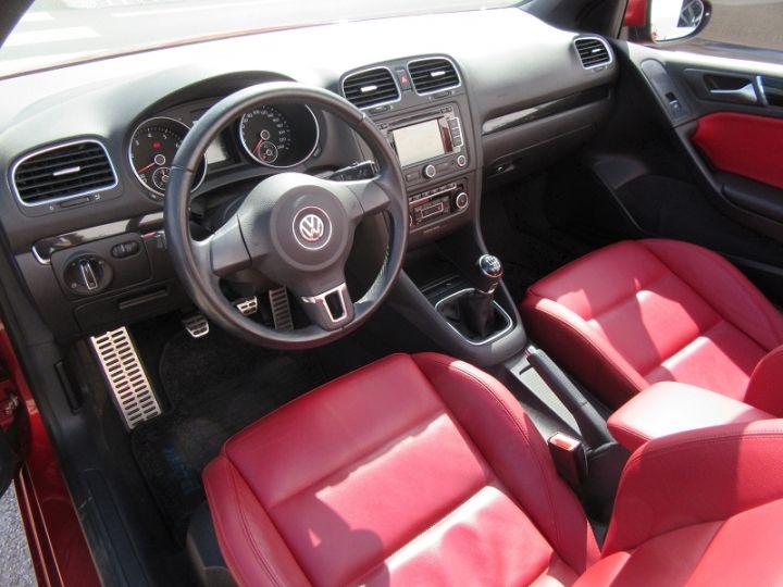 Volkswagen Golf 1.4 TSI 160CH CARAT ROUGE Occasion - 2