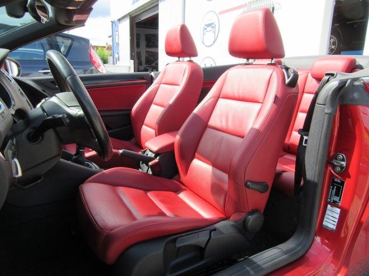 Volkswagen Golf 1.4 TSI 160CH CARAT ROUGE Occasion - 4