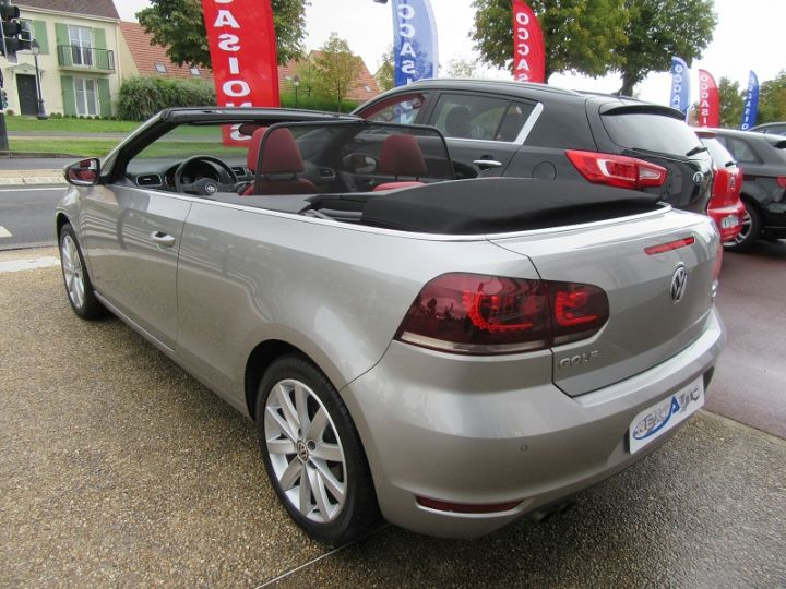 Volkswagen Golf 1.4 TSI 160CH EXCLUSIVE Gris Clair Occasion - 3