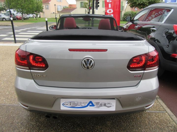 Volkswagen Golf 1.4 TSI 160CH EXCLUSIVE Gris Clair Occasion - 8
