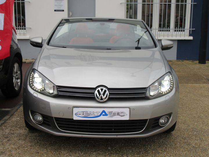 Volkswagen Golf 1.4 TSI 160CH EXCLUSIVE Gris Clair Occasion - 9