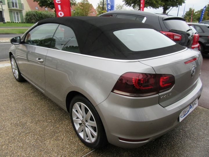 Volkswagen Golf 1.4 TSI 160CH EXCLUSIVE Gris Clair Occasion - 20