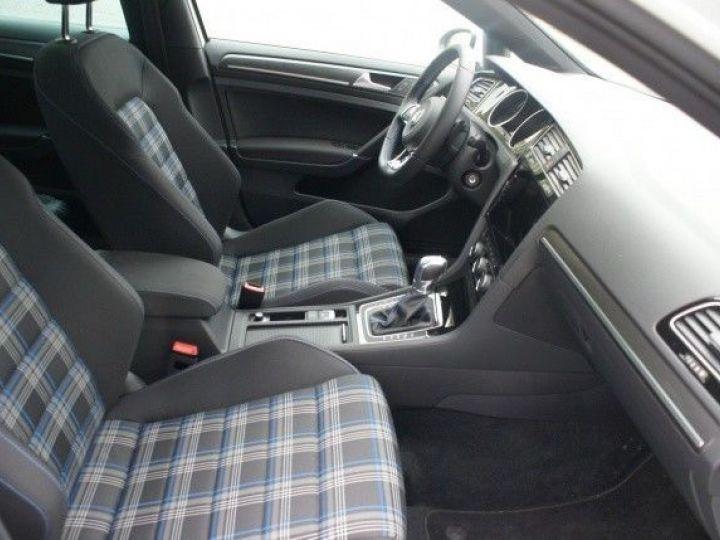 Volkswagen Golf 1.4 TSI 204CH GTE DSG7 5P BLANC Occasion - 5