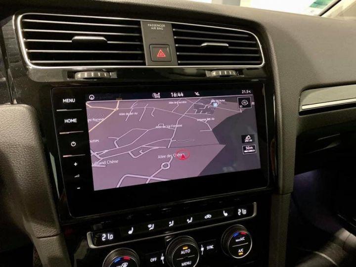 Volkswagen Golf 1.5 TSI 130 EVO BlueMotion DSG7 Carat Exclusive NOIR - 13