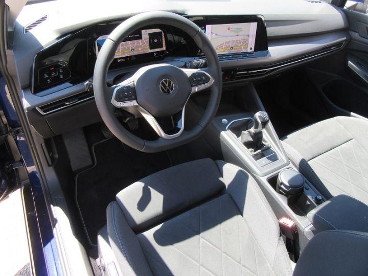 Volkswagen Golf 1.5 TSI ACT OPF 130CH STYLE 1ST 121G Atlantic Blue Neuf - 2