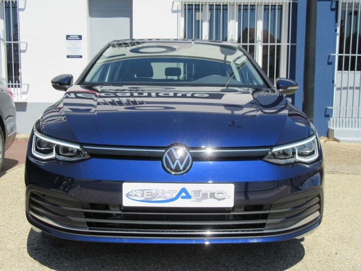Volkswagen Golf 1.5 TSI ACT OPF 130CH STYLE 1ST 121G Atlantic Blue Neuf - 6