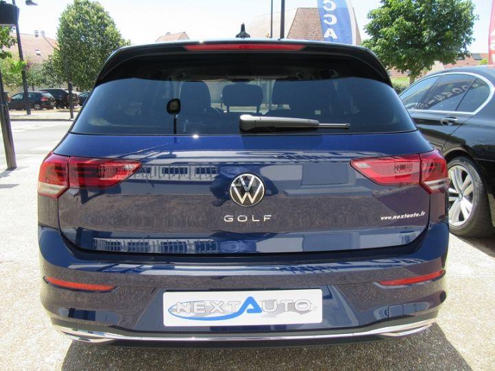 Volkswagen Golf 1.5 TSI ACT OPF 130CH STYLE 1ST 121G Atlantic Blue Neuf - 7