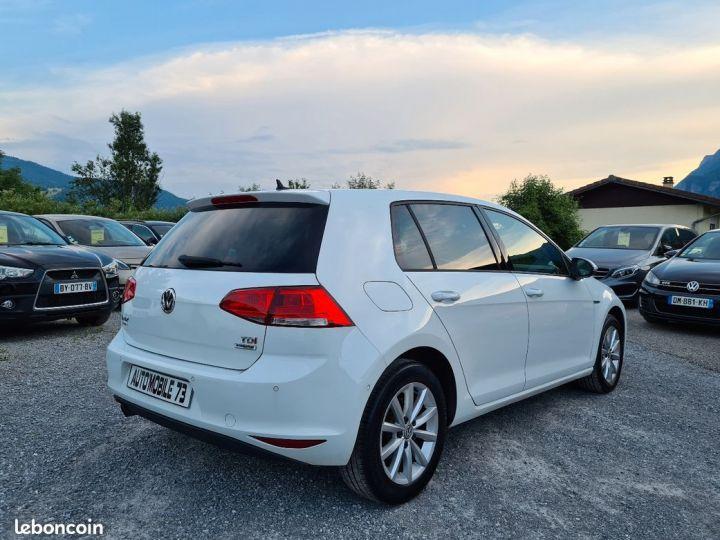 Volkswagen Golf 1.6 tdi 110 lounge 08/2015 PARK ASSIST GPS BLUETOOTH  - 2
