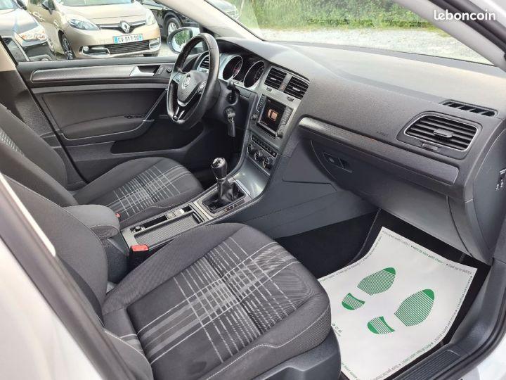 Volkswagen Golf 1.6 tdi 110 lounge 08/2015 PARK ASSIST GPS BLUETOOTH  - 4