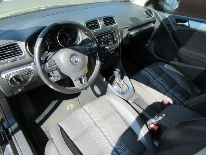 Volkswagen Golf 2.0 TDI 140CH FAP CONFORTLINE DSG6 5P Noir Occasion - 2