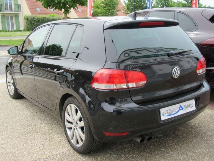 Volkswagen Golf 2.0 TDI 140CH FAP CONFORTLINE DSG6 5P Noir Occasion - 3