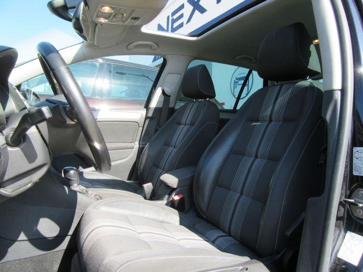Volkswagen Golf 2.0 TDI 140CH FAP CONFORTLINE DSG6 5P Noir Occasion - 4