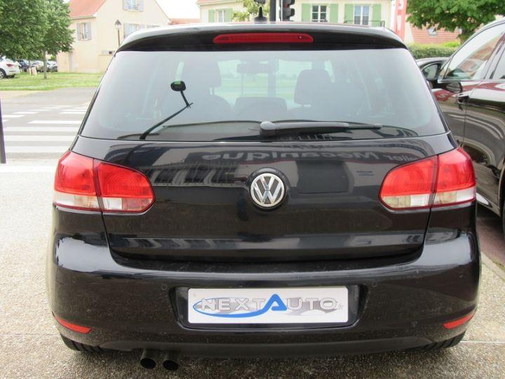 Volkswagen Golf 2.0 TDI 140CH FAP CONFORTLINE DSG6 5P Noir Occasion - 7