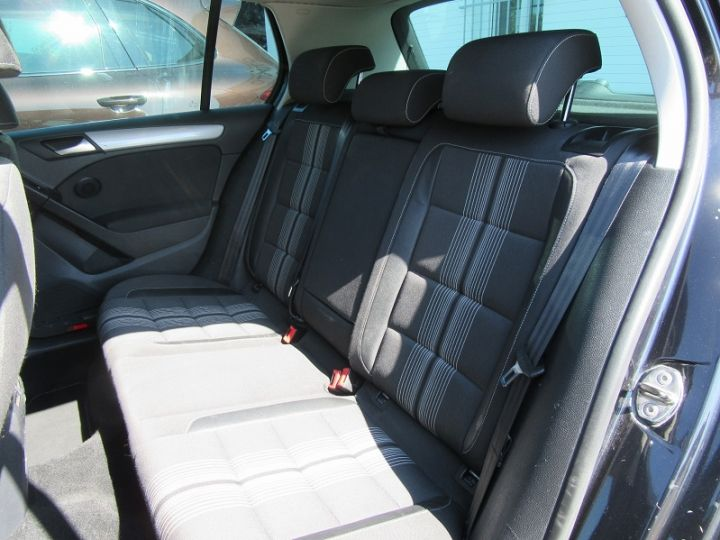 Volkswagen Golf 2.0 TDI 140CH FAP CONFORTLINE DSG6 5P Noir Occasion - 9