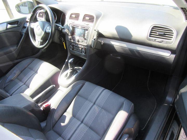 Volkswagen Golf 2.0 TDI 140CH FAP CONFORTLINE DSG6 5P Noir Occasion - 18