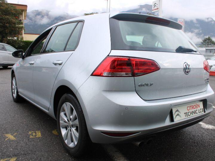 Volkswagen Golf 2.0 TDI 150 BLUEMOTION TECHNOLOGY DSG6 Confortline Gris - 3