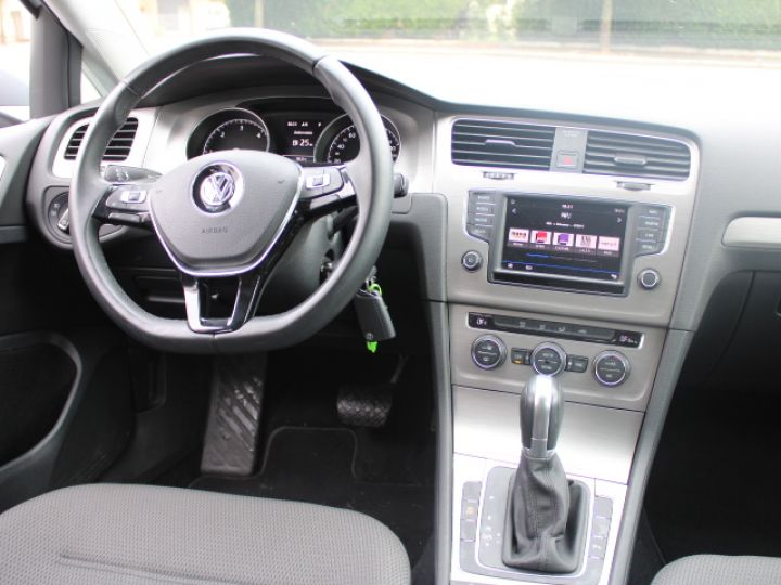 Volkswagen Golf 2.0 TDI 150 BLUEMOTION TECHNOLOGY DSG6 Confortline Gris - 8
