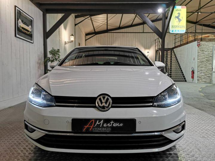 Volkswagen Golf 2.0 TDI 150 CV CARAT BV6 Blanc - 3