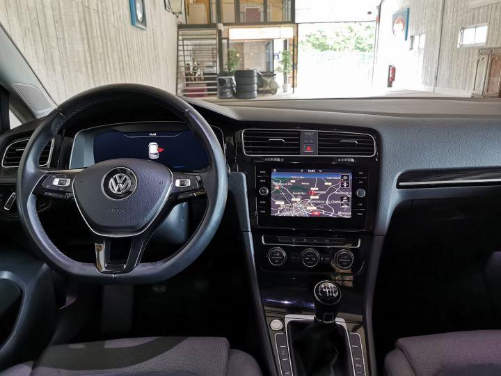 Volkswagen Golf 2.0 TDI 150 CV CARAT BV6 Blanc - 6