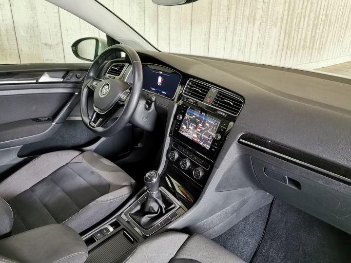 Volkswagen Golf 2.0 TDI 150 CV CARAT BV6 Blanc - 7
