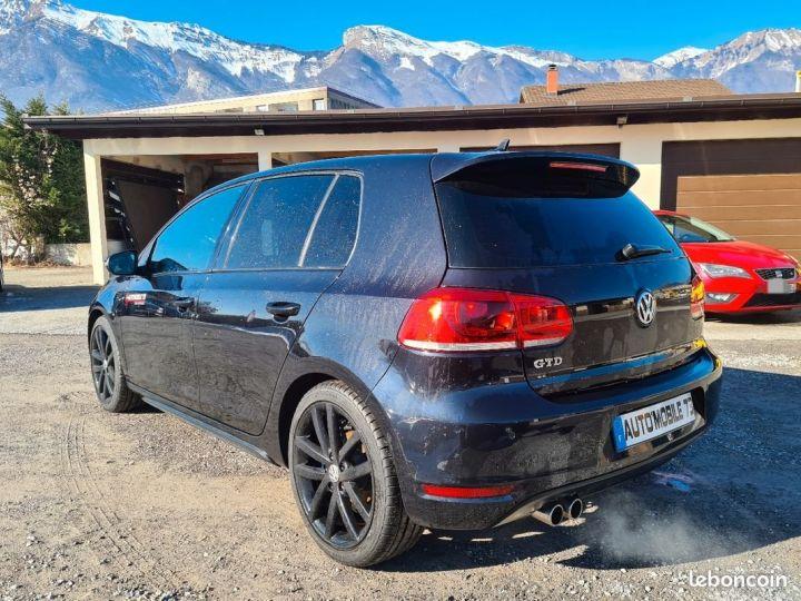 Volkswagen Golf 2.0 tdi 170 gtd 10/2010 GPS REGULATEUR BLUETOOTH  - 2