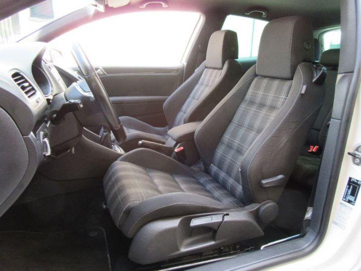 Volkswagen Golf 2.0 TDI 170CH FAP GTD 3P BLANC Occasion - 4