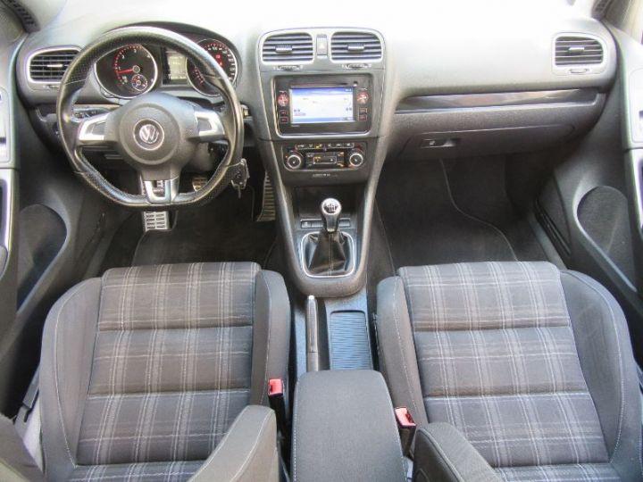 Volkswagen Golf 2.0 TDI 170CH FAP GTD 3P BLANC Occasion - 8