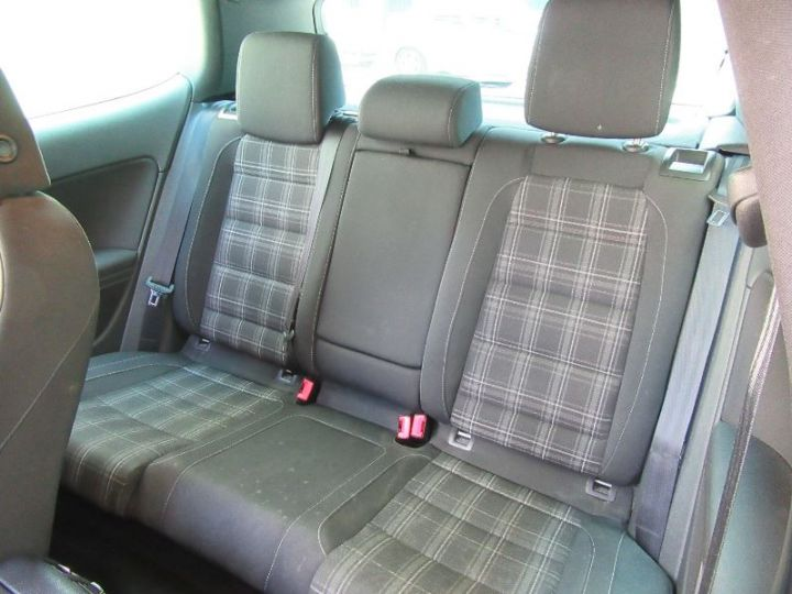 Volkswagen Golf 2.0 TDI 170CH FAP GTD 3P BLANC Occasion - 9