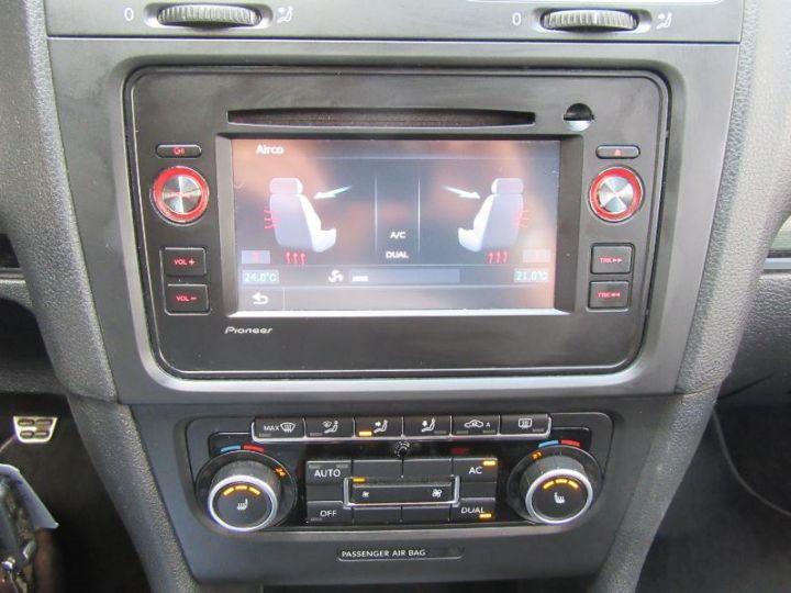 Volkswagen Golf 2.0 TDI 170CH FAP GTD 3P BLANC Occasion - 15