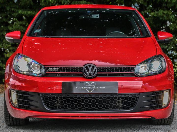 Volkswagen Golf 2.0 TSI 210 GTI Rouge - 2