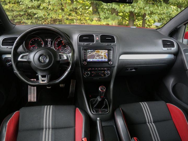 Volkswagen Golf 2.0 TSI 210 GTI Rouge - 7
